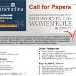 women empowerment-eflyer